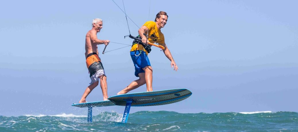 Surf to Fly – pierwsza polska szkoła foilboardingu !