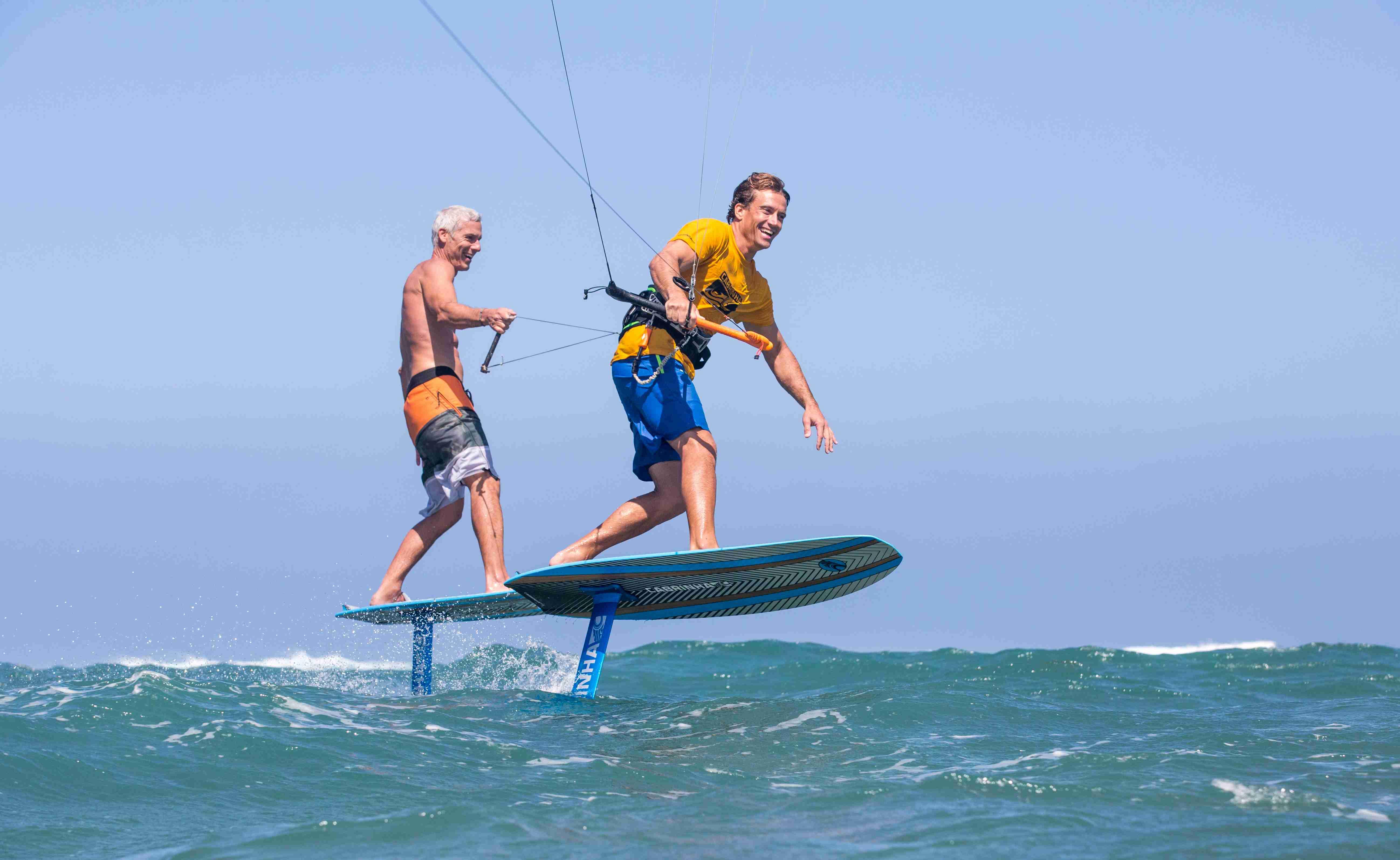 Surf to Fly - pierwsza polska szkoła foilboardingu