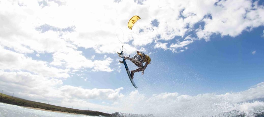 Poznaj kitesurfing – Surf to Fly ! :)