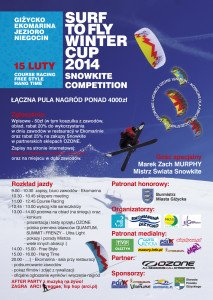 Surf To Fly Winter Cup 2014