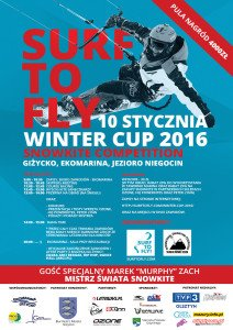Surf To Fly Winter Cup 2016
